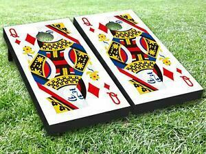 Gambling Cornhole Sets