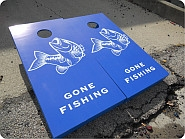 Fishing, Boating Cornhole Sets