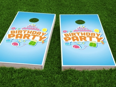 Seasonal Cornhole Sets