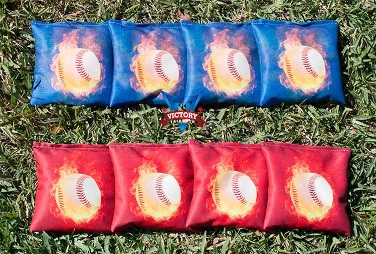 Sports Cornhole Bags