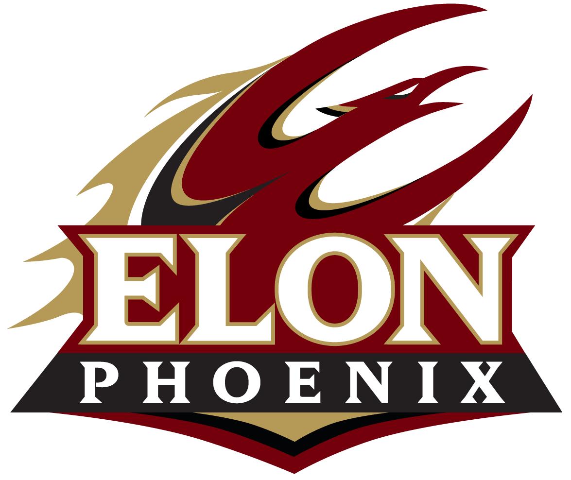 Elon Phoenix Cornhole Sets