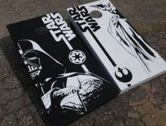 Star Wars Cornhole Sets