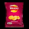 Walkers Crisps - Smoky Bacon, 32.5g