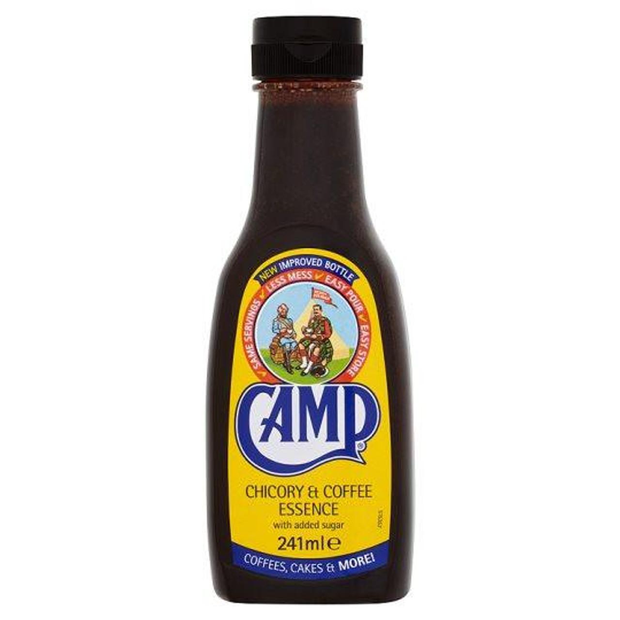 Camp - Chicory & Coffee Essence, 241ml
