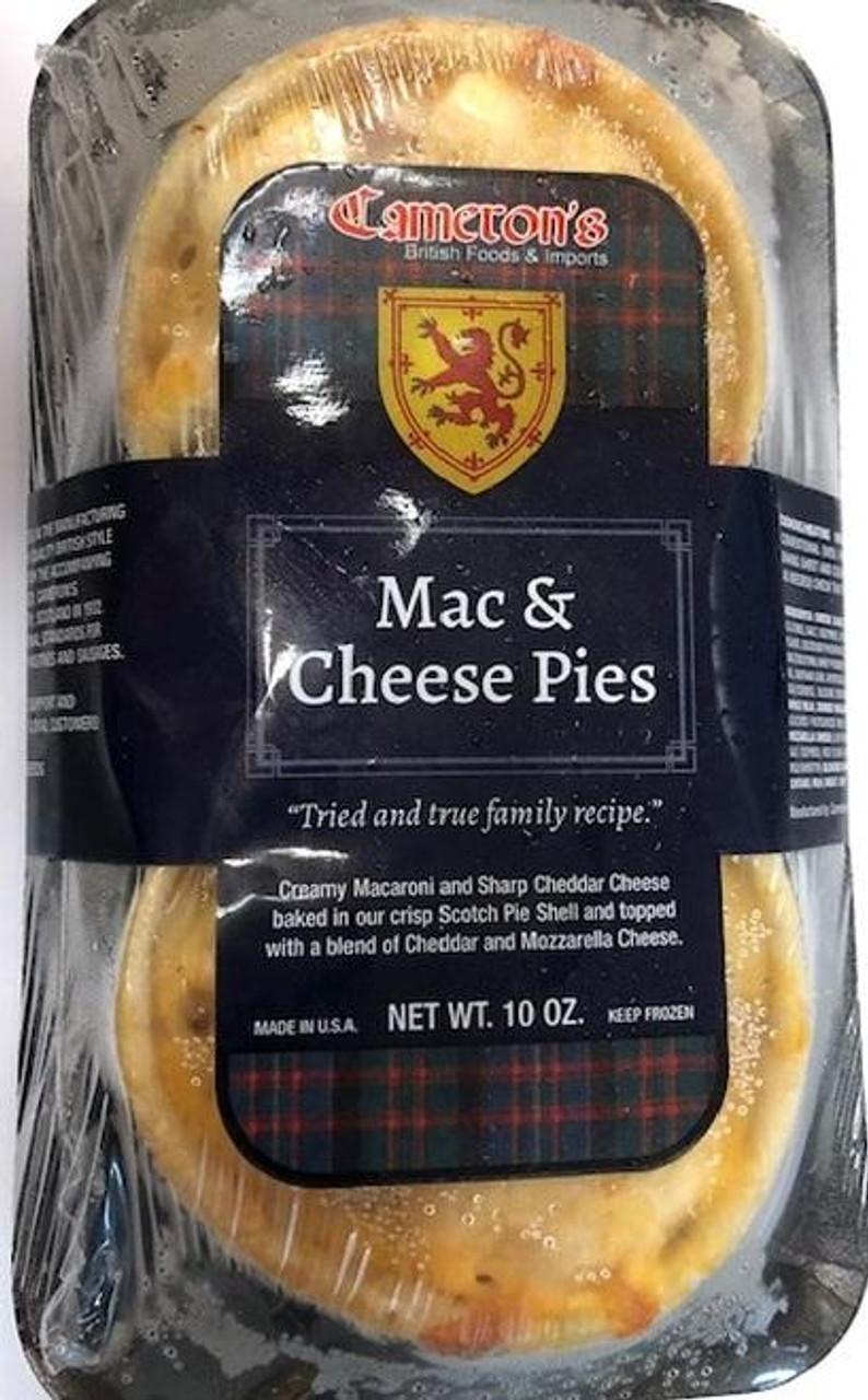 Cameron's Mac & Cheese Pies, 2 pk