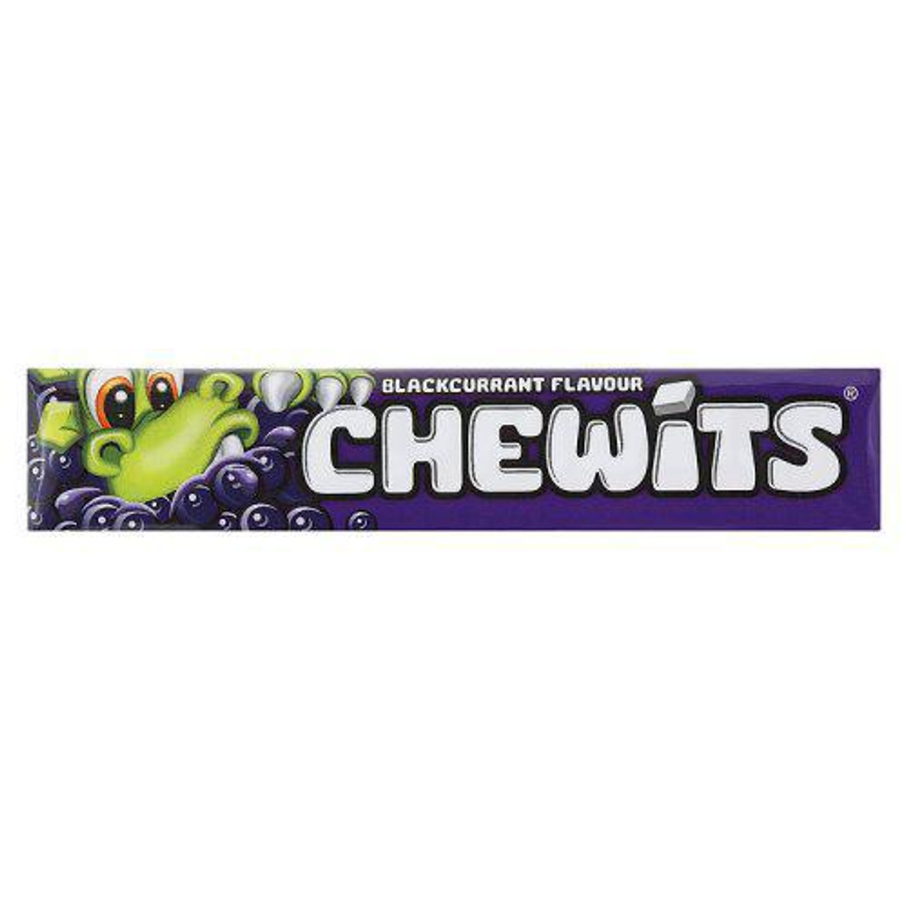 Chewits - Blackcurrant, 30g