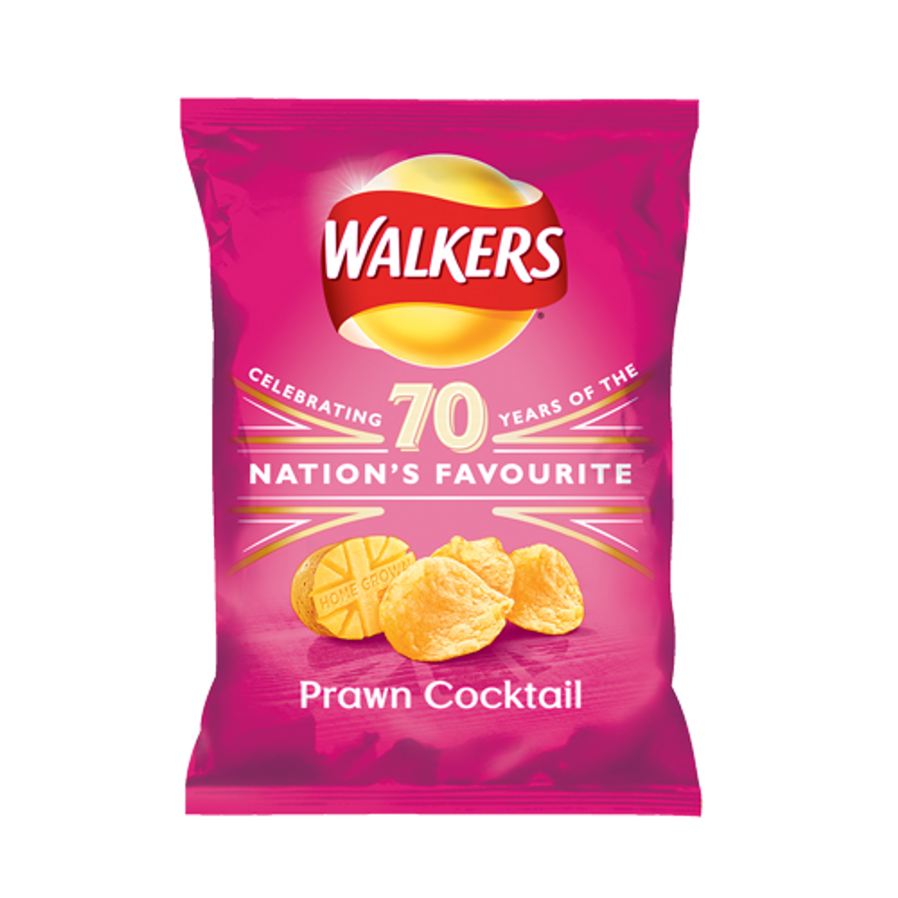 Walkers Crisps - Prawn Cocktail, 32.5g