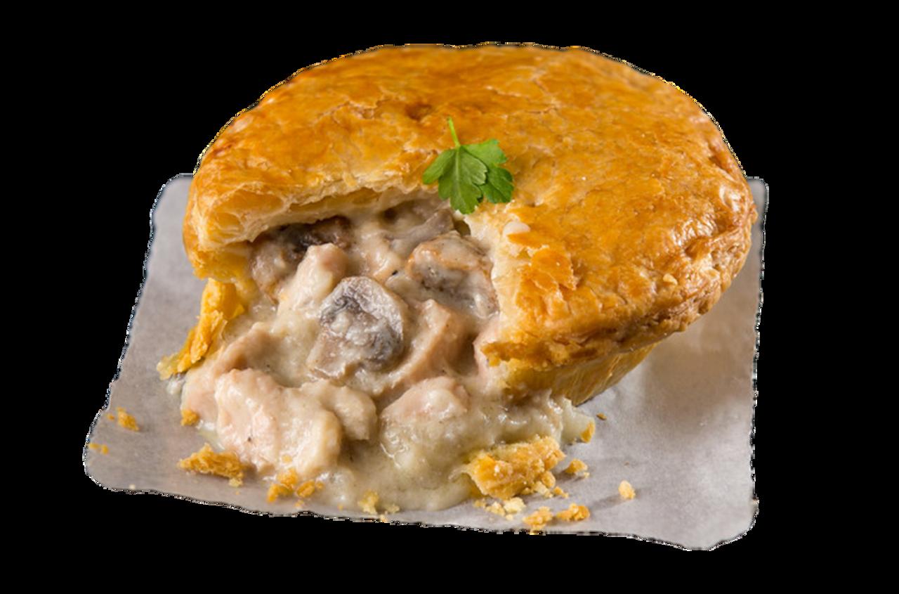 Pouch Pie - Chicken & Mushroom Pie, 9oz