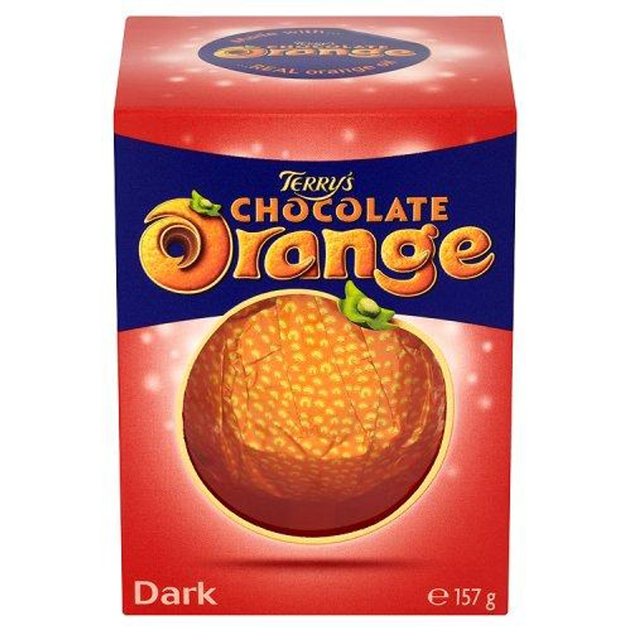 Terry's Chocolate Orange - Dark, 157g