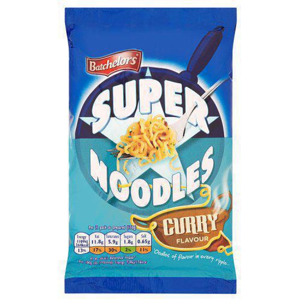 Batchelors Super Noodles - Curry