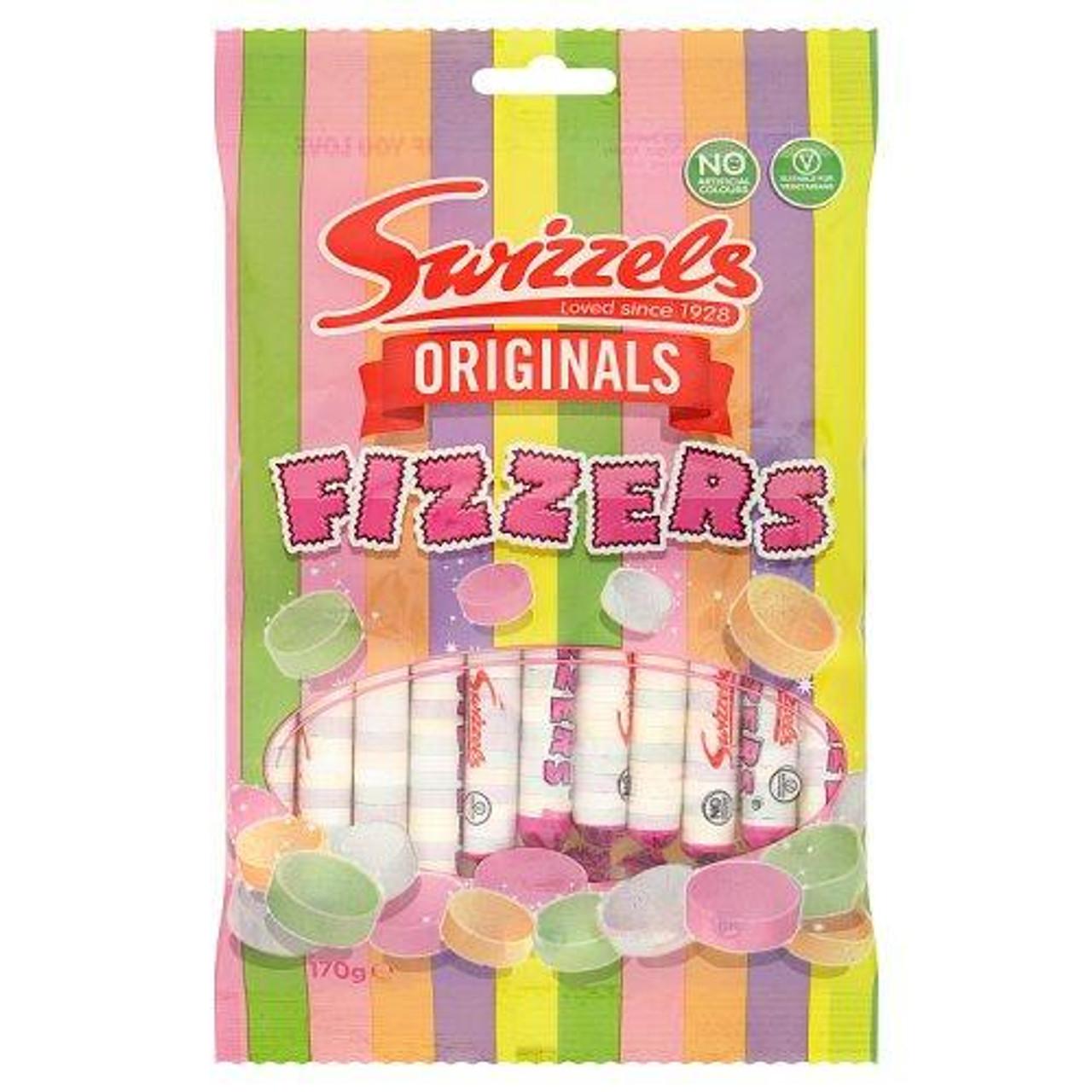 Swizzels - Originals Fizzers, 170g