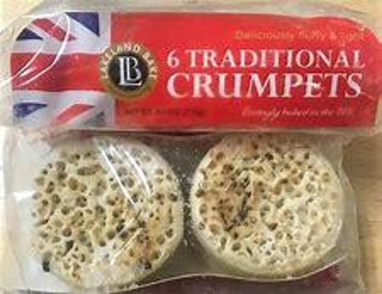 Lakeland Bake Crumpets, 6 Pack