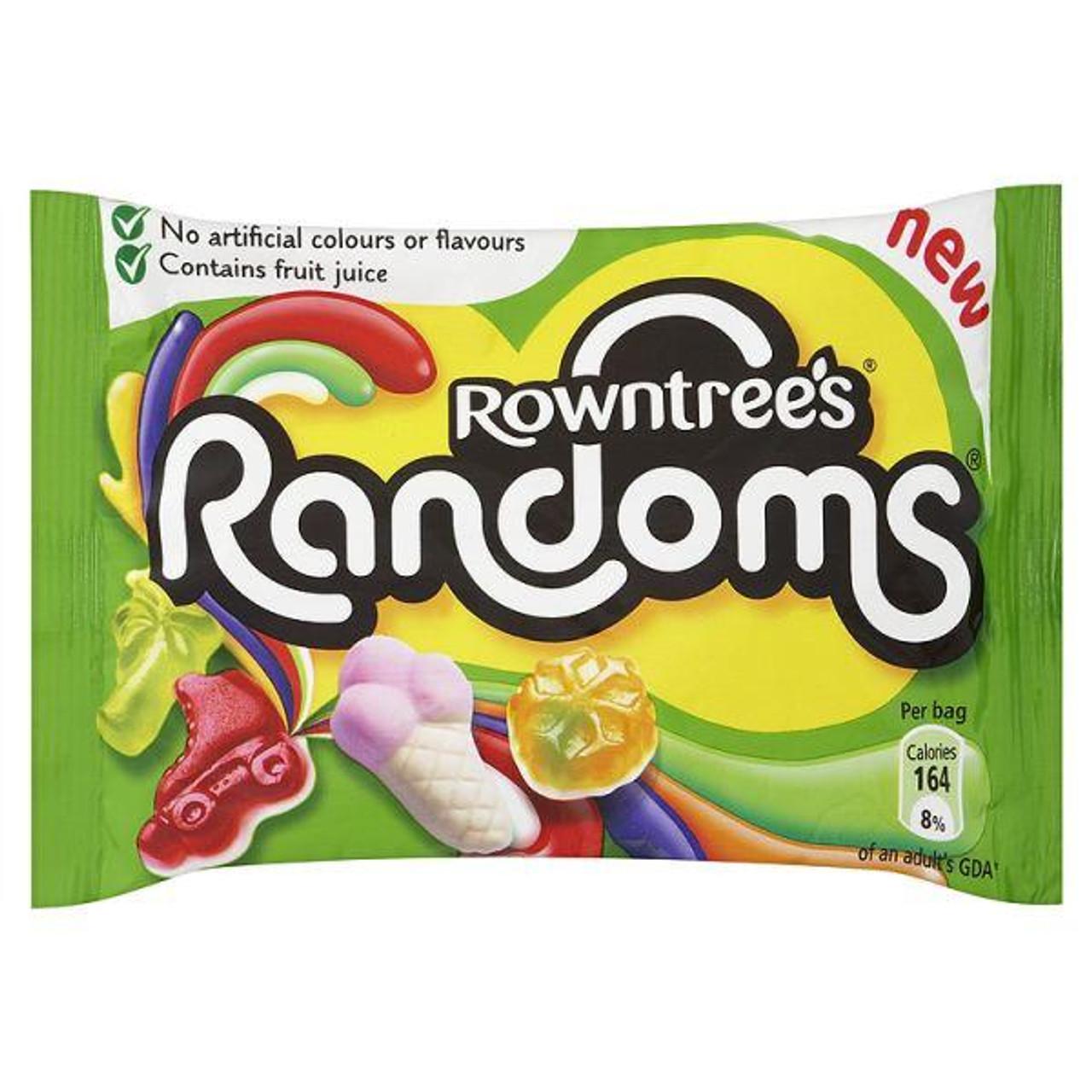 Rowntrees - Randoms, 50g