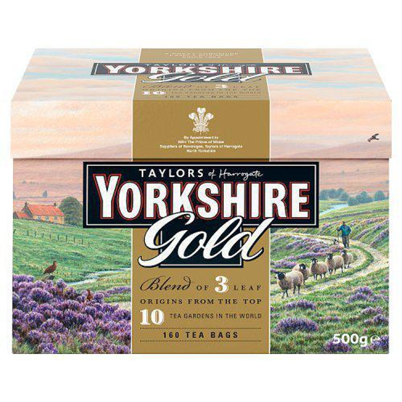 Taylors of Harrogate - Yorkshire Gold, 160 teabags