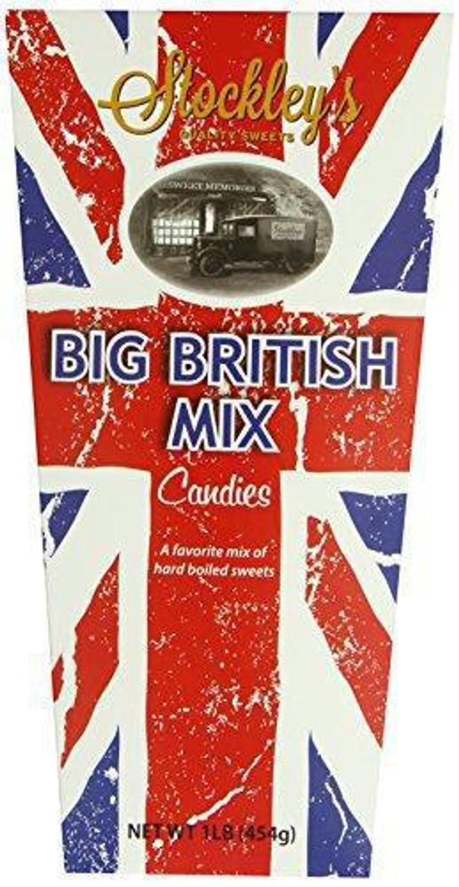 Stockley's Big British Mix, 16oz