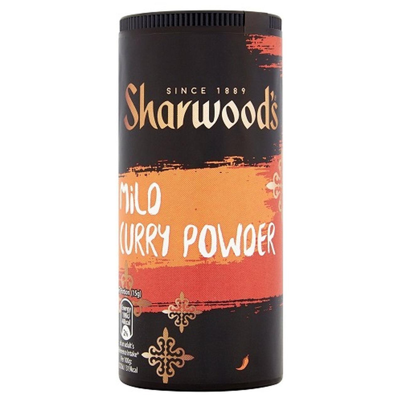Sharwood's Mild Curry Powder, 102g