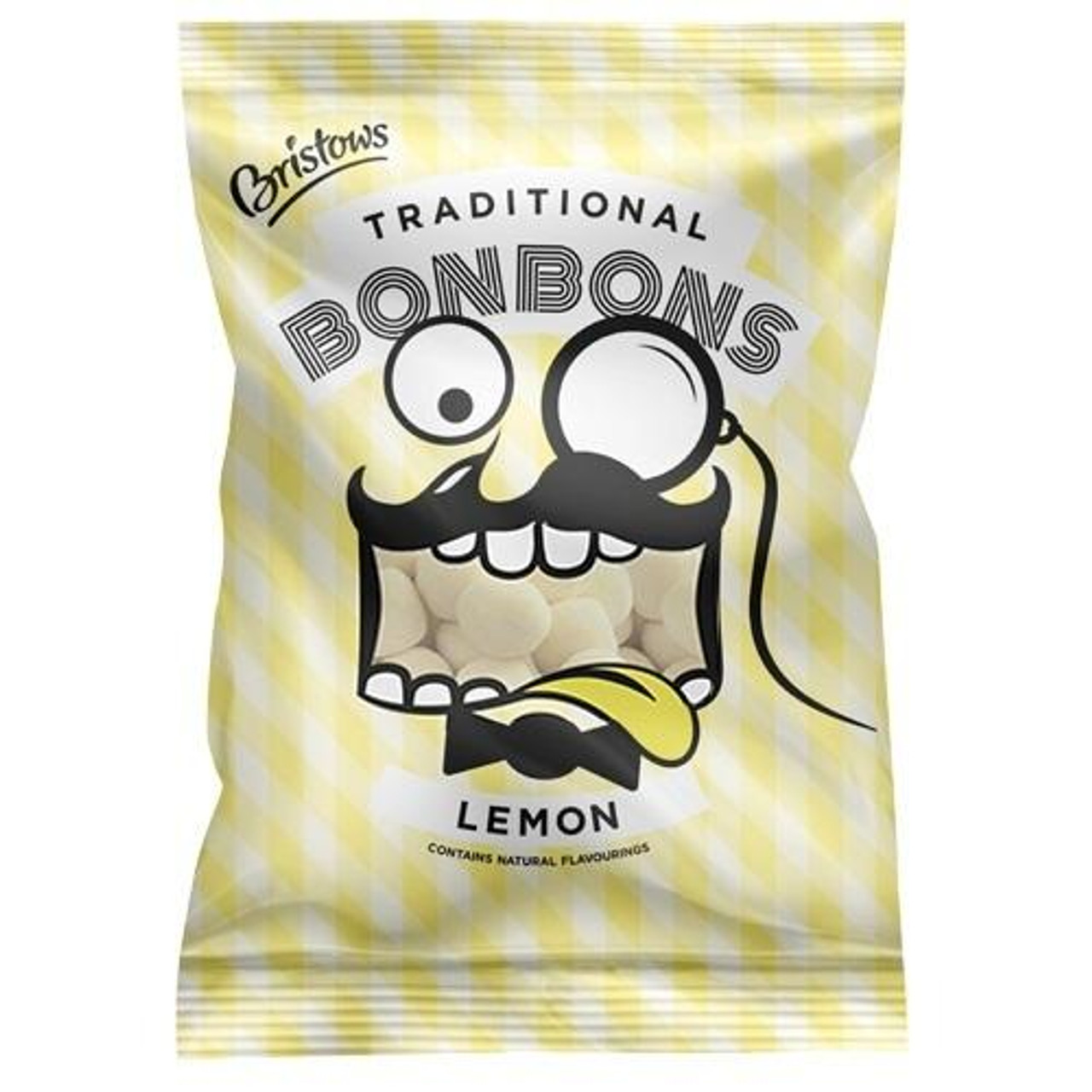 Bristows Traditional Bon Bons - Lemon, 150g