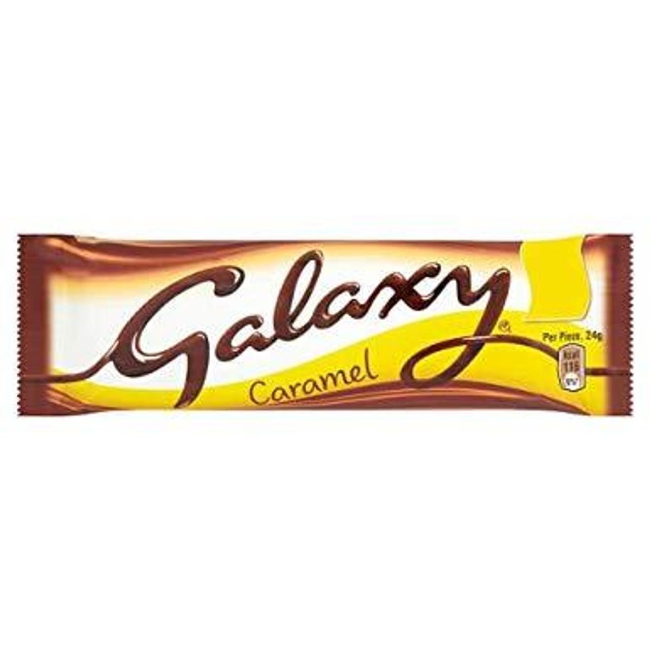Mars - Galaxy Caramel, 42g