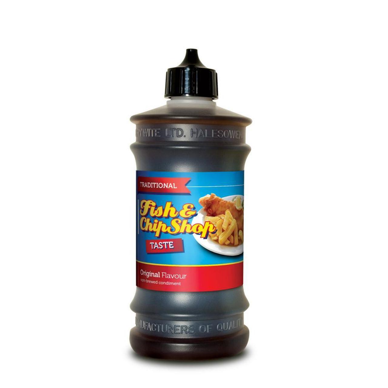 Fish & Chip Shop Vinegar