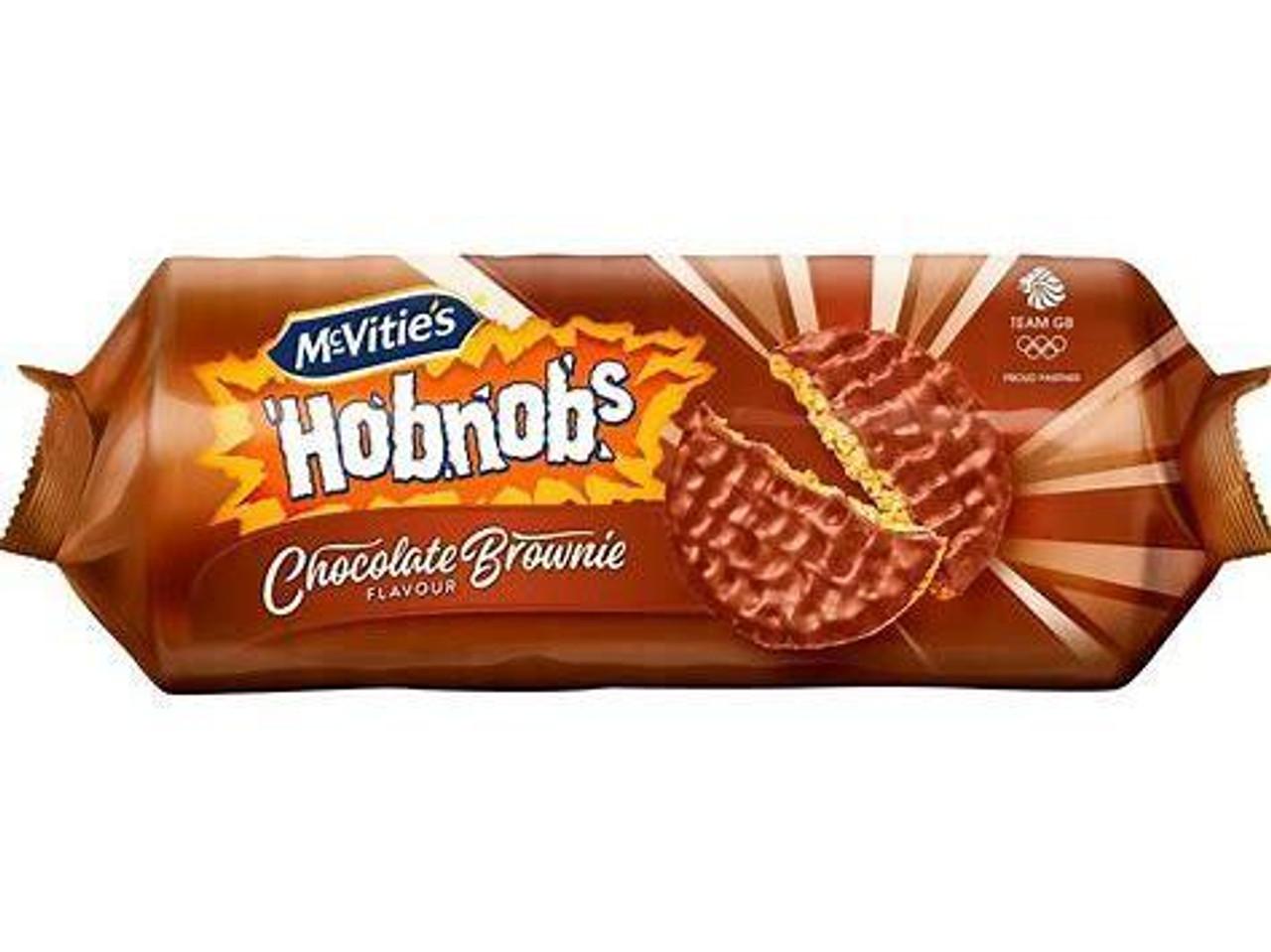 McVitie's Hob Nob Chocolate Brownie 262g