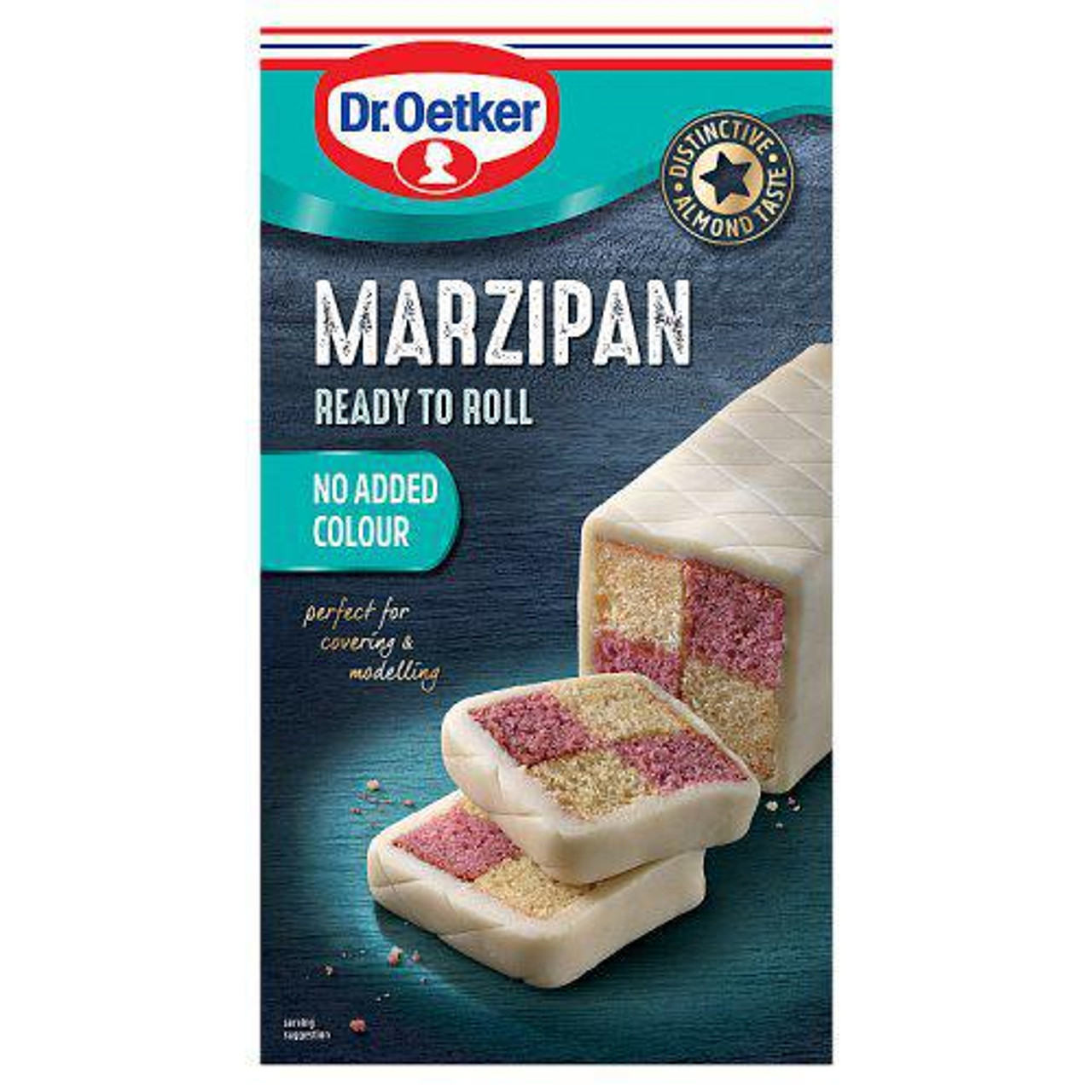 Dr. Oetker - Marzipan Ready to Roll, 1lb
