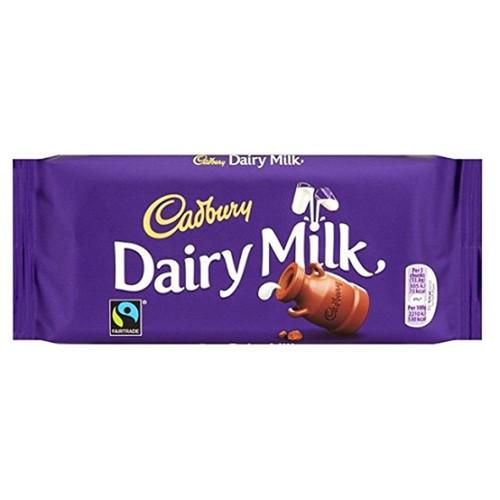 Cadbury - Dairy Milk, 110g