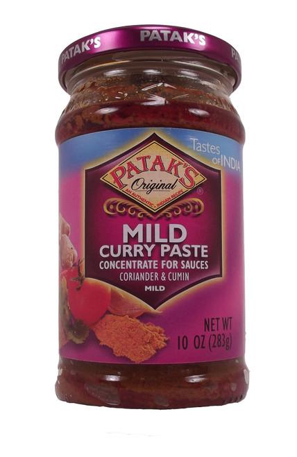 Patak's Mild Curry Paste, 283g