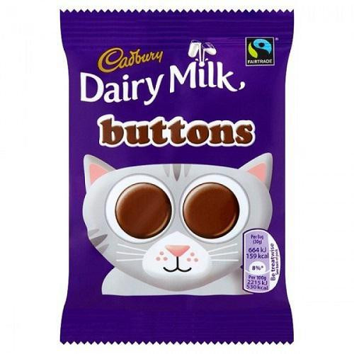 Cadbury - Buttons, 30g