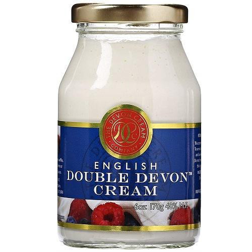 Devon Cream Company - English Double Devon Cream, 6oz