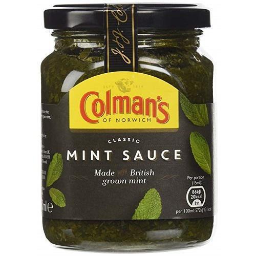Colman's Mint Sauce, 165g