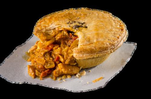 Pouch Pie - Chicken Curry, 9oz