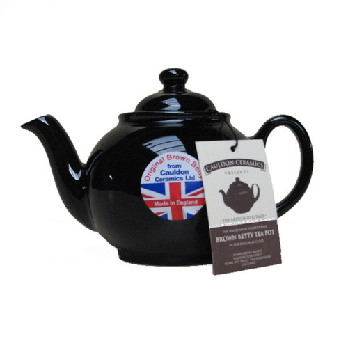 Brown Betty 2 Cup Teapot with Logo