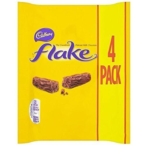 Cadbury - Flake, 4pk
