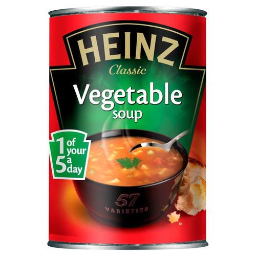 Heinz - Classic Vegetable, 400g