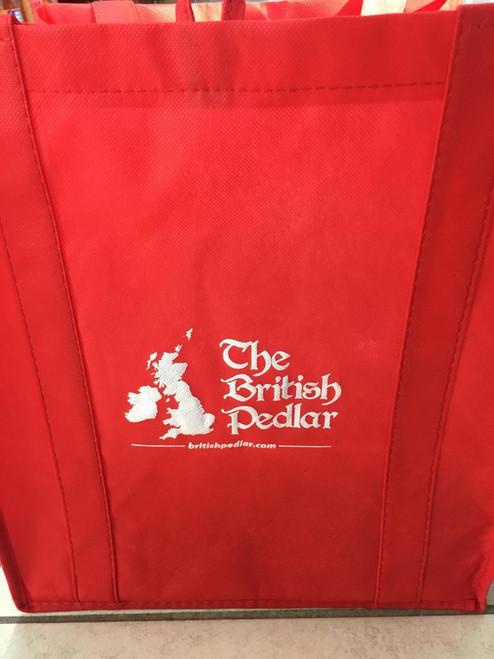 British Pedlar Shopping Bag