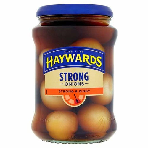 Haywards - Strong Onions, 400g