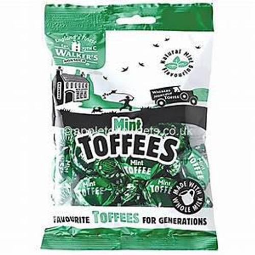 Walkers Nonsuch - Salted Caramel Toffees, 150g