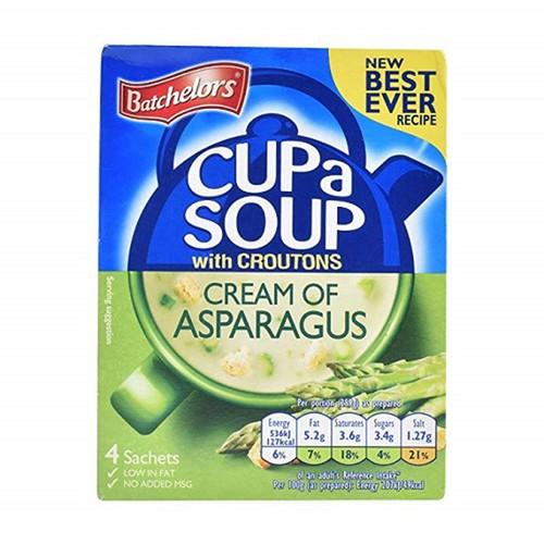 Batchelors Cup-A-Soup Cauliflower & Broccoli, 4pk