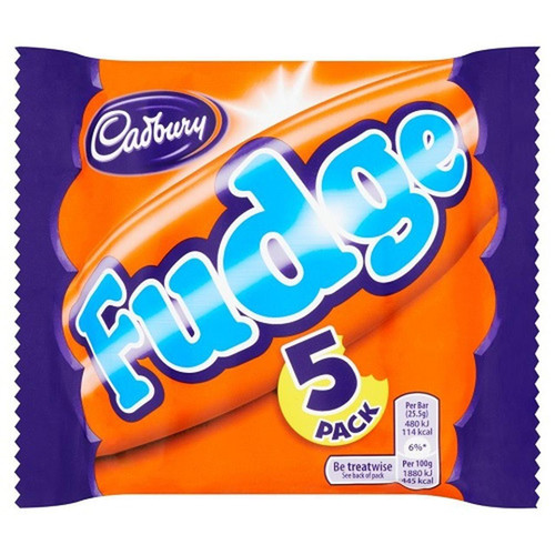 Cadbury - Fudge, 5pk