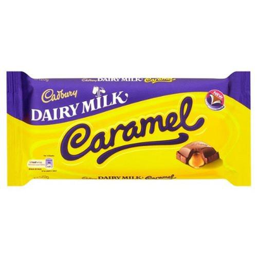 Cadbury - Dairy Milk Caramel, 120g