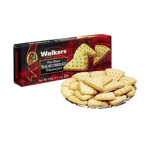 Walkers Shortbread - Triangles, 5.3oz