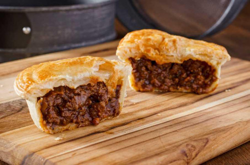Pouch Pie - Aussie Meat Pie, 9oz