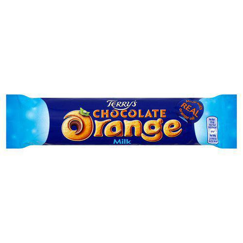 Terry's Chocolate Orange Bar - Milk, 35g