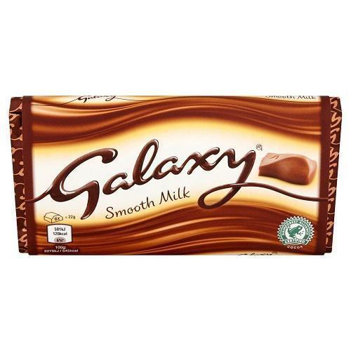 Mars - Galaxy Milk Chocolate Bar, 110g
