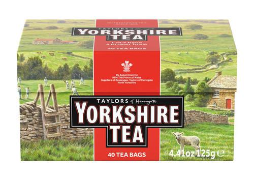 Taylors of Harrogate - Yorkshire Red Tea - 40 Tea Bags