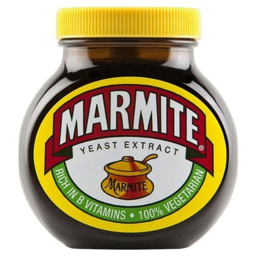 Marmite Yeast Extract- Crunchy Peanut Butter, 225g
