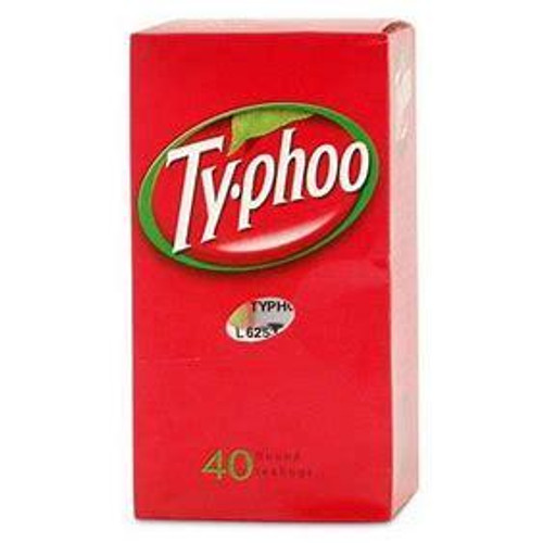Typhoo 40 bags
