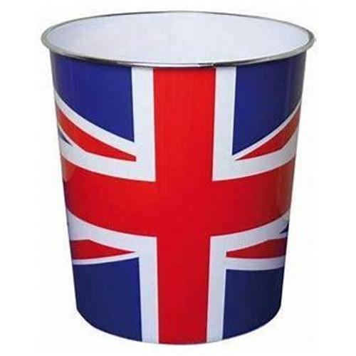 Union Jack Waste Paper Basket