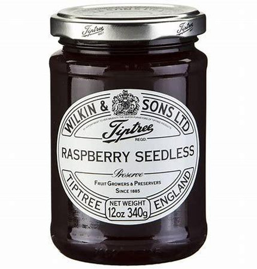 Tiptree - Raspberry Seedless Preserve 12oz