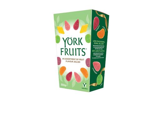 York Fruits Carton 350G